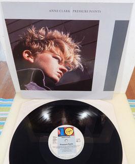Anne Clark - Pressure Points -Vinyl-LP-