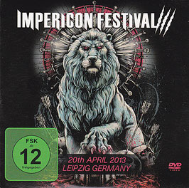 V. A. - Impericon Festival 2013 Leipzig -DVD- Heaven Shall Burn Stick To You Guns