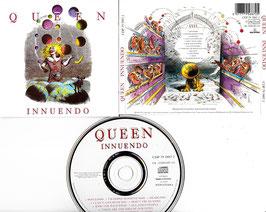 Queen - Innuendo -CD- CDP 79 5887 2