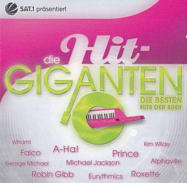 V. A. - Hit Giganten -2CD- Die besten Hits der 80er 88697170812