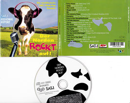 V. A. - Der Norden Rockt auf! -CD- Terry Hoax Selig The Jinxs Jeremy Days