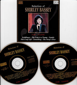 Shirley Bassey - Selection of Shirley Bassey -2CD- De Luxe