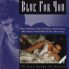 V. A. - Blue For You -CD- 19 Love Songs Of Desire