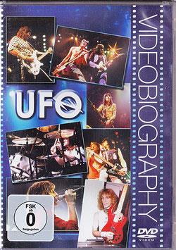 UFO - Videobiography -DVD- NEU/ OVP CRPF2575