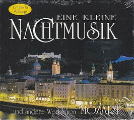 Eine kleine Nachtmusik u. a. Werke von Mozart -CD- NEU / OVP