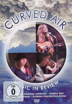 Curved Air - Music In Review -DVD- NEU/ OVP CRP2887
