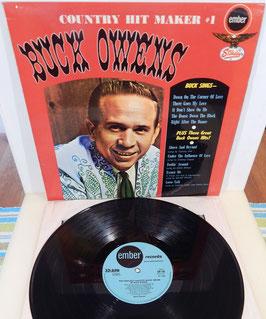 Buck Owens - Country Hit Maker #1 -Vinyl-LP- UK Press