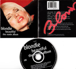 Blondie - Beautiful The Remix Album -CD-