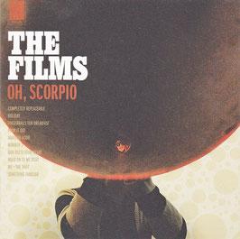 The Films - Oh, Scorpio -CD-