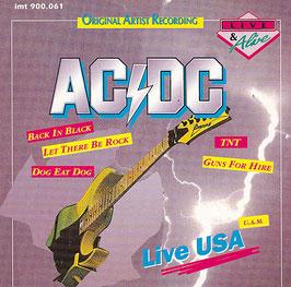 AC/ DC - Live USA -CD-