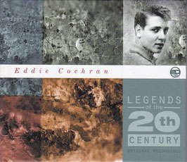 Eddie Cochran - Legends Of The 20th Century -CD-