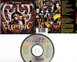 The Cult - Electric -CD- US Press 9 25555-2