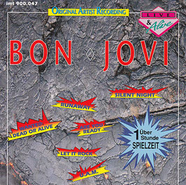 Bon Jovi - Live USA -CD-