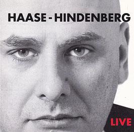 Gerhard Haase-Hindenberg - Live -CD-