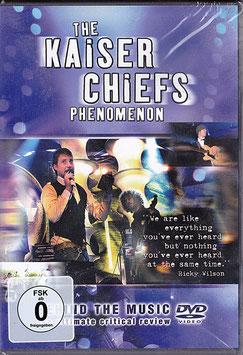 The Kaiser Chiefs Phenomenon - Behind The Music -DVD- NEU/ OVP