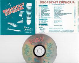 V. A. - Broadcast Euphoria -CD- Roto Noto Music