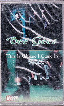 Bee Gees - This Is Where I Came In Kassette/ Tape NEU/ OVP