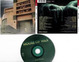 John Ottman - House Of Wax -CD- OST