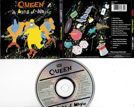Queen - A Kind Of Magic -CD- CDP 7 46267 2