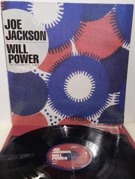Joe Jackson - Will Power -Vinyl-LP-