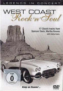 V. A. - West Coast Rock ´n´ Soul -DVD- NEU/ OVP Martha Reeves Spencer Davis