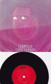 """Gary Numan - Complex -7""""Single- BEG 29"""
