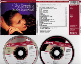 Tschaikovsky Romances - Olga Borodina Larissa Gergieva -2CD- Limited Edition
