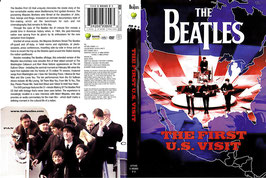 The Beatles - The First U.S. Visit -DVD-