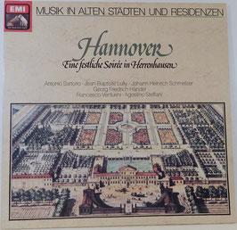 Hannover - Eine festliche Soirée in Herrenhausen -Vinyl-LP- Zylis-Gara Terhoeven