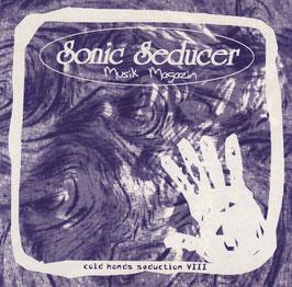 V. A. - Sonic Seducer Cold Hands Seduction Vol. VIII -CD-