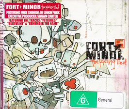 Fort Minor - The Rising Tied -CD + DVD- Digipack