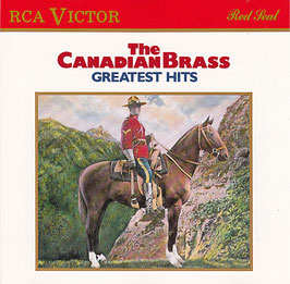 The Canadian Brass - Greatest Hits -CD- RCA Victor Red Seal RD85628