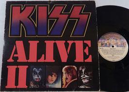 Kiss - Alive II -Vinyl-Doppel-LP- Gatefold Germany NB 7027