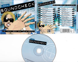 V. A. - Local Soundcheck -CD- The Local Rock And Indie Sound