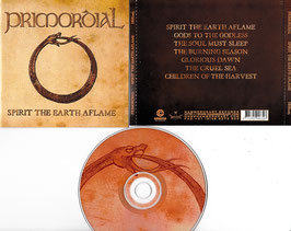 Primordial - Spirit The Earth Aflame -CD- Hammerheart HHR 063