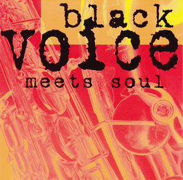 Martin Stark and Friends feat. Harriet Lewis - Black Voice Meets Soul -CD-
