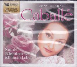 Montserrat Caballé - Nur der Schönheit weiht ich mein Leben -3CD- NEU/ OVP