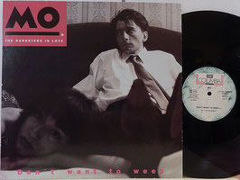 "Mo & The Gangsters In Love - Don´t Want To Weep -12""Vinyl-Maxi- Austropop"