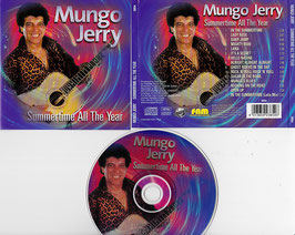 Mungo Jerry - Summertime All The Year -CD-