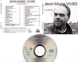 Jean-Marie Vivier - La Manic Vol. 1 -CD- VIV 44021/22