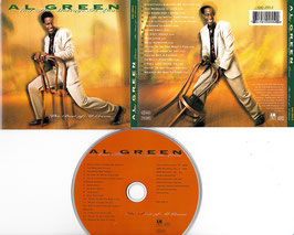 Al Green - ... And The Message Is Love -CD- 540 255-2