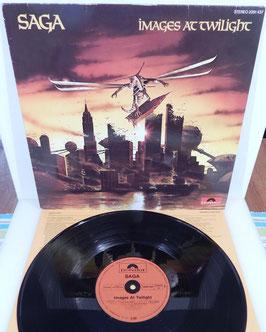 Saga - Images At Twilight -Vinyl-LP-