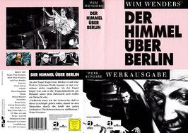 Der Himmel über Berlin -VHS- Werkausgabe Wim Wenders