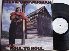 Stevie Ray Vaughan And Double Trouble - Soul To Soul -Vinyl-LP- EPC 26441