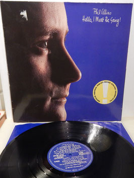 Phil Collins - Hello, I Must Be Going -Vinyl-LP- Gatefold