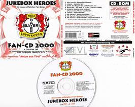 Jukebox Heroes Bayer Leverkusen Fan-CD 2000