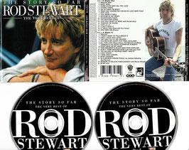 Rod Stewart - The Story So Far: The Very Best Of Rod Stewart -2CD- 8122-73581-2