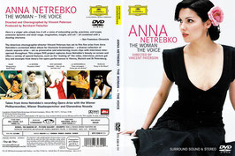 Anna Netrebko - The Woman The Voice -DVD- Deutsche Grammophon