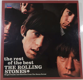 Rolling Stones, The - The Rolling Stones Story - Part 2 -4Vinyl-LP-Box- Decca 6.3012