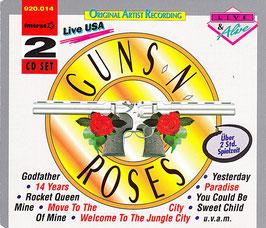 Guns N´ Roses - Live USA -2CD-